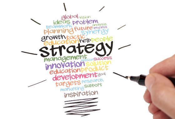 استراتژی